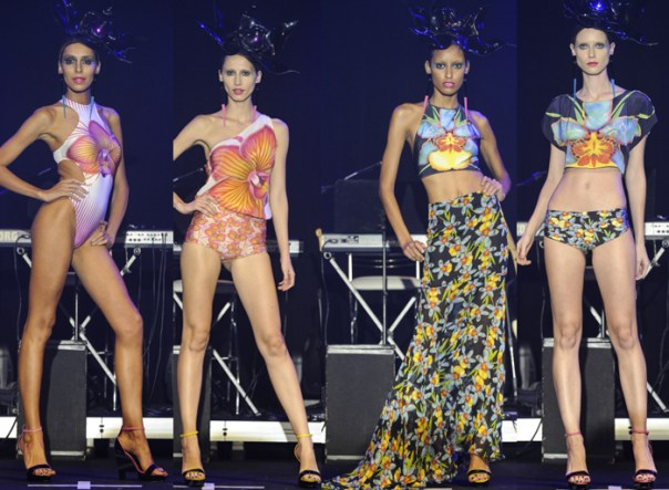 desfile Triya - Elle Summer Preview 2013 - blog de moda