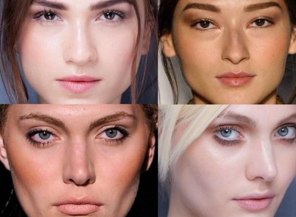 tendências maquiagem inverno 2013 - iluminador - blog