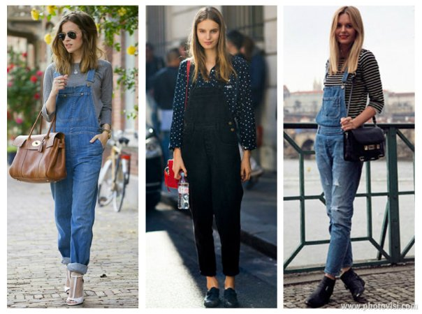 como usar jardineira de calça jeans - dicas de moda