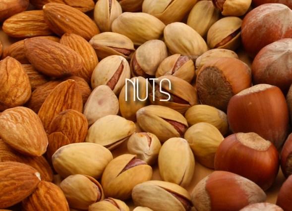 Dieta saudável- 9 alimentos para o dia-a-dia que ajudam a emagrecer e otimizam a saúde - nuts