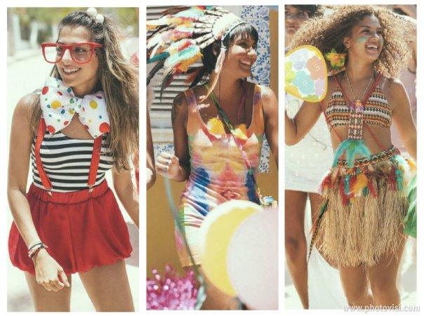 Roupas de carnaval para ficar linda na avenida! - Farm