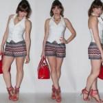 Look do dia - como usar short e colete - luta do dia - blog de moda- 12