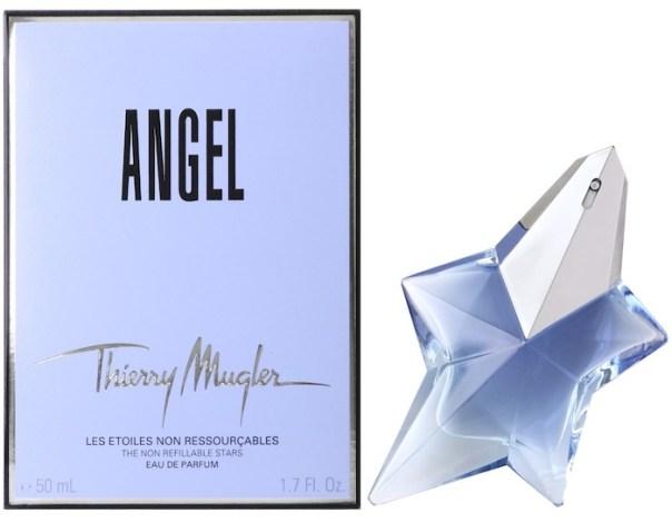 10 perfumes que nunca saem de moda - Angel Thierry Mugler