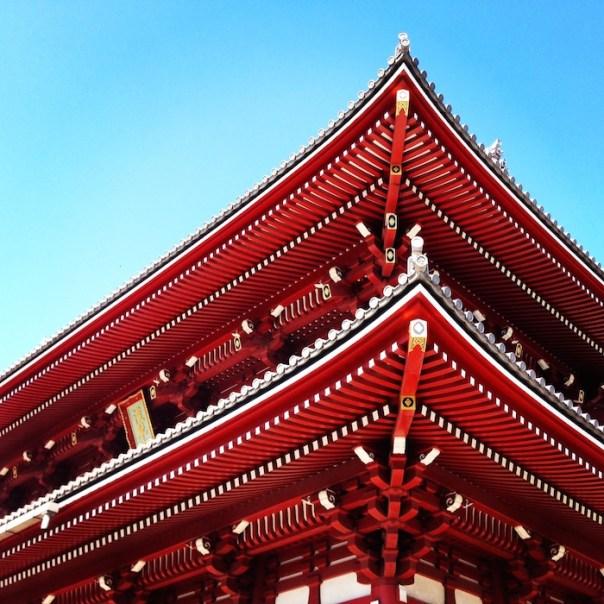 Dicas de Tóquio - Viajem para o Japão - Senso-ji