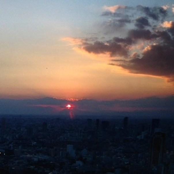 Dicas de Tóquio - Viajem para o Japão - Tokyo Tower vista