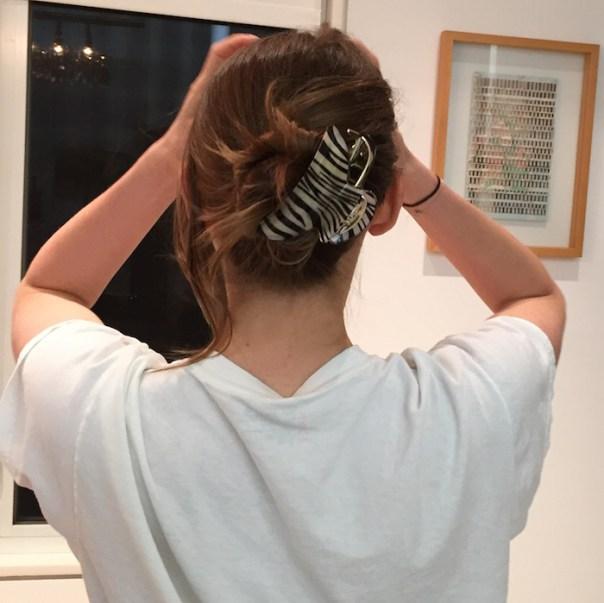 cuidados com o cabelo coque 3