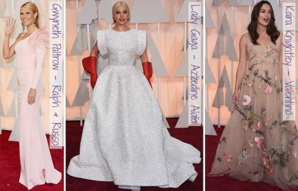 Oscar 2015 - looks do tapete vermelho - erros