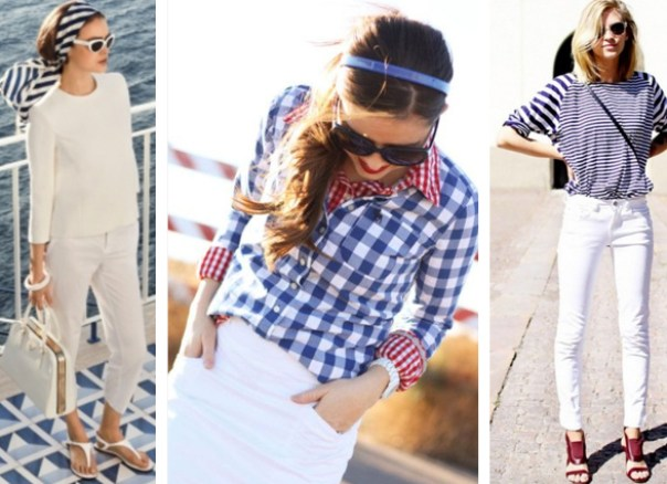 Fourth of July outfit ideas- top