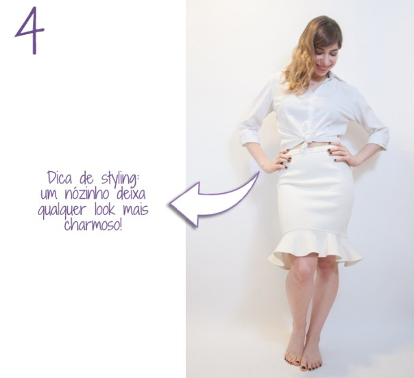 como usar look all-white 4