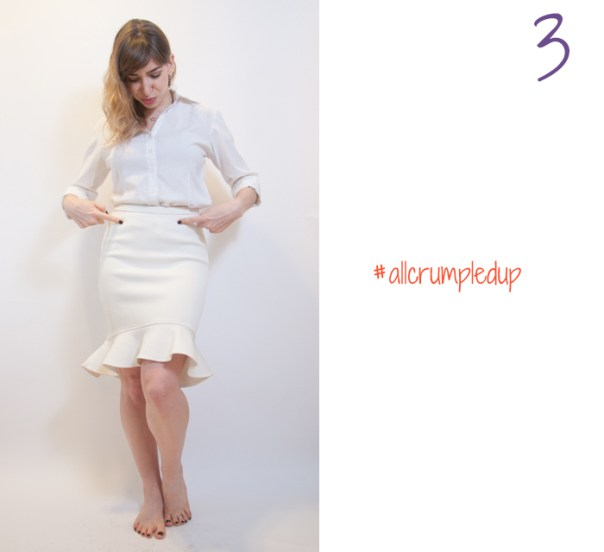 how to style all-white look 3
