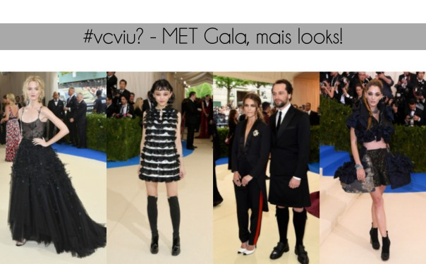 Looks do MET Gala