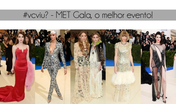 looks do MET Gala 2017