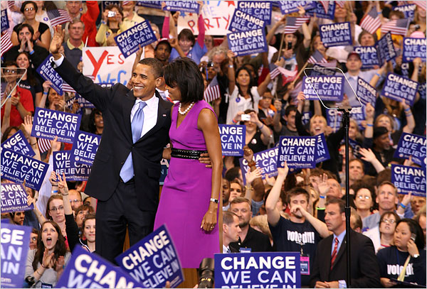 Auguri a Barack Hussein Obama!