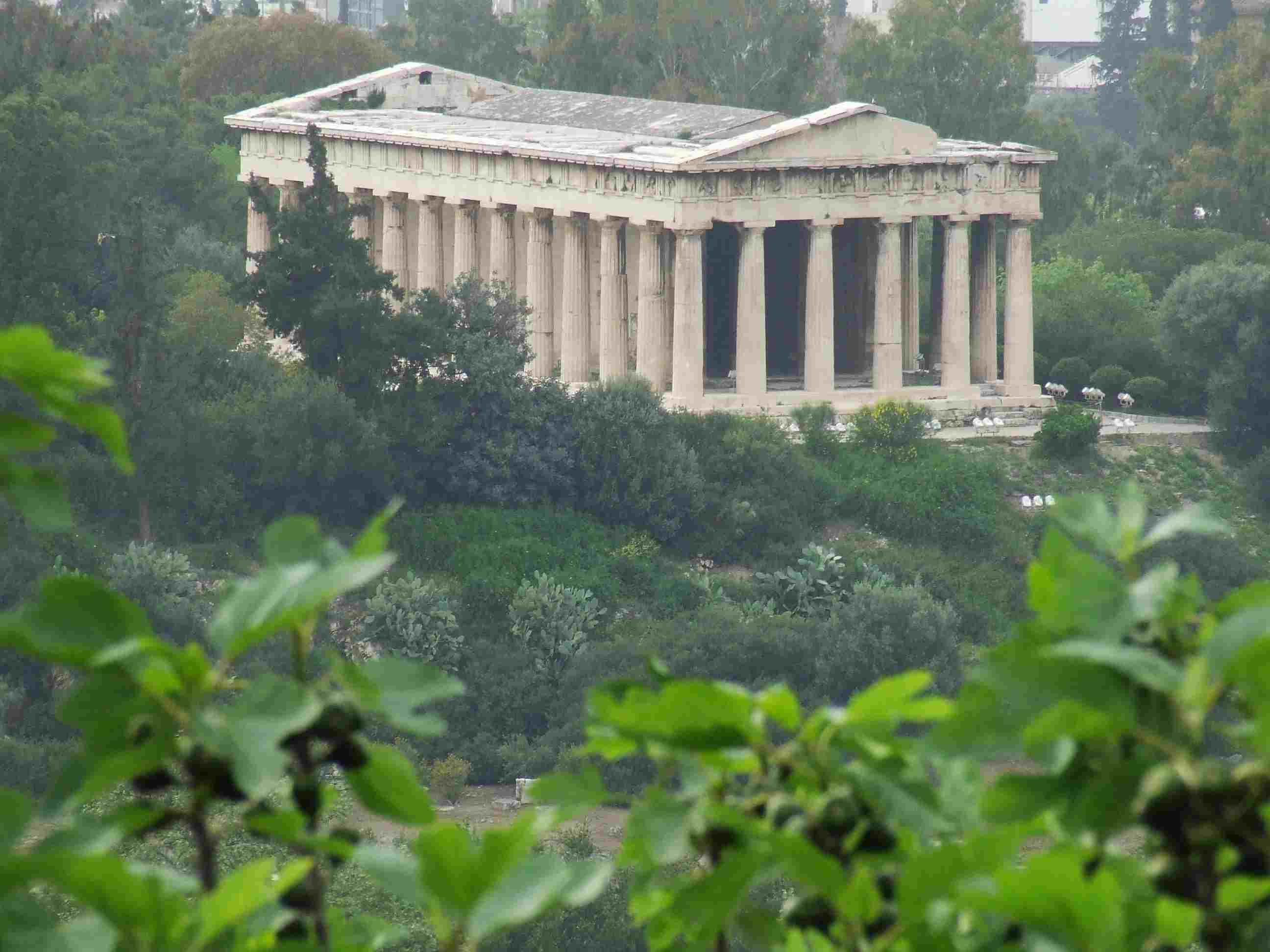 Atene, Teseion