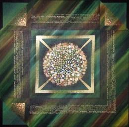 Doina Daschievici - Scrisul (Mandala)