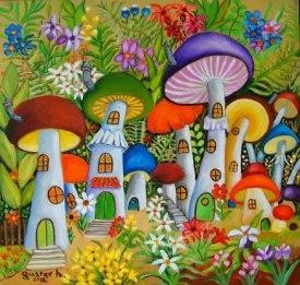 pictura Gustav Ioan Hlinka