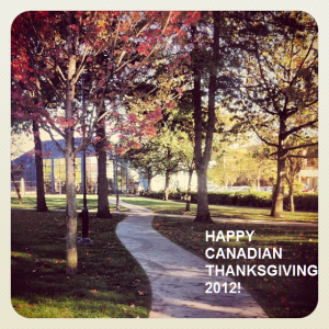 Happy Canadian ThanksGiving! Photo by Lucian Mihailescu, @intercer