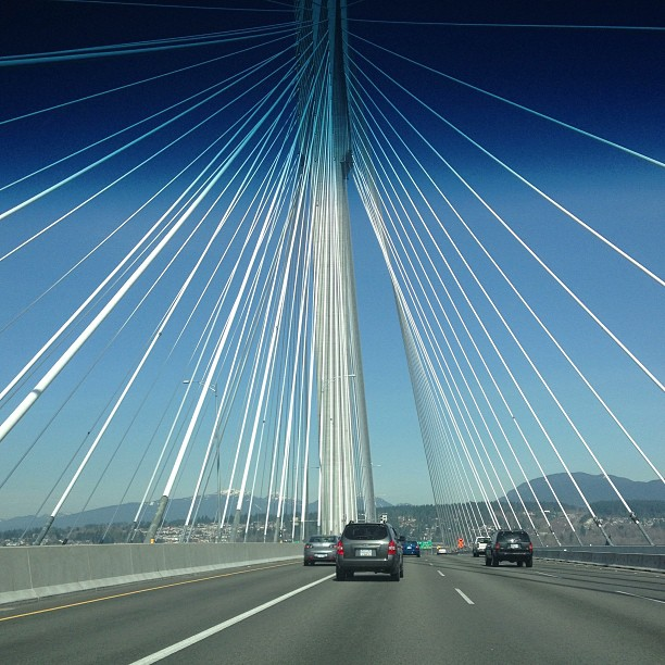 Port Mann Bridge, Surrey, BC