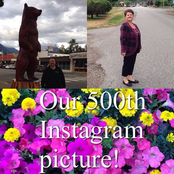 Our 500th IG pic