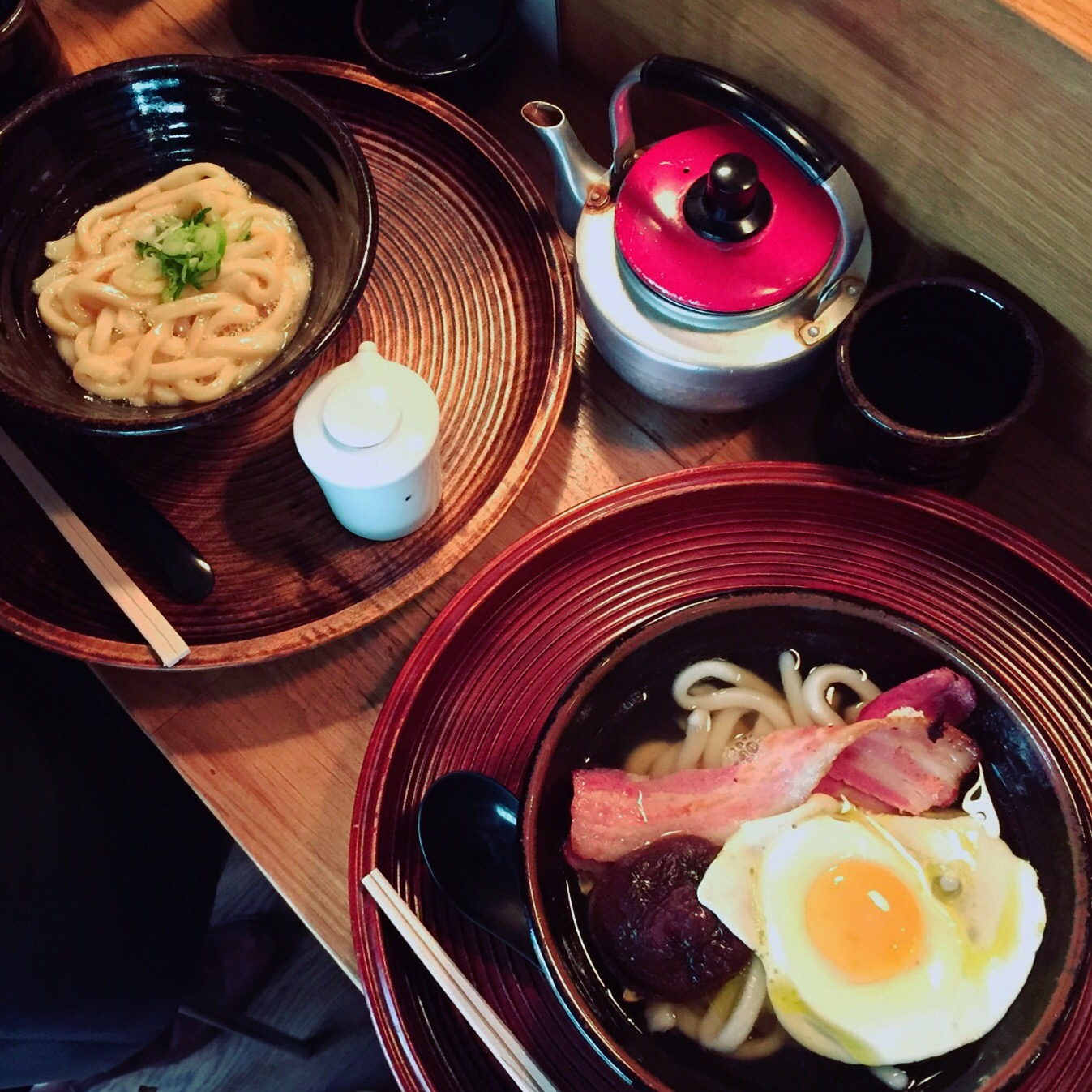 Koya Bar, my number one udon place in London