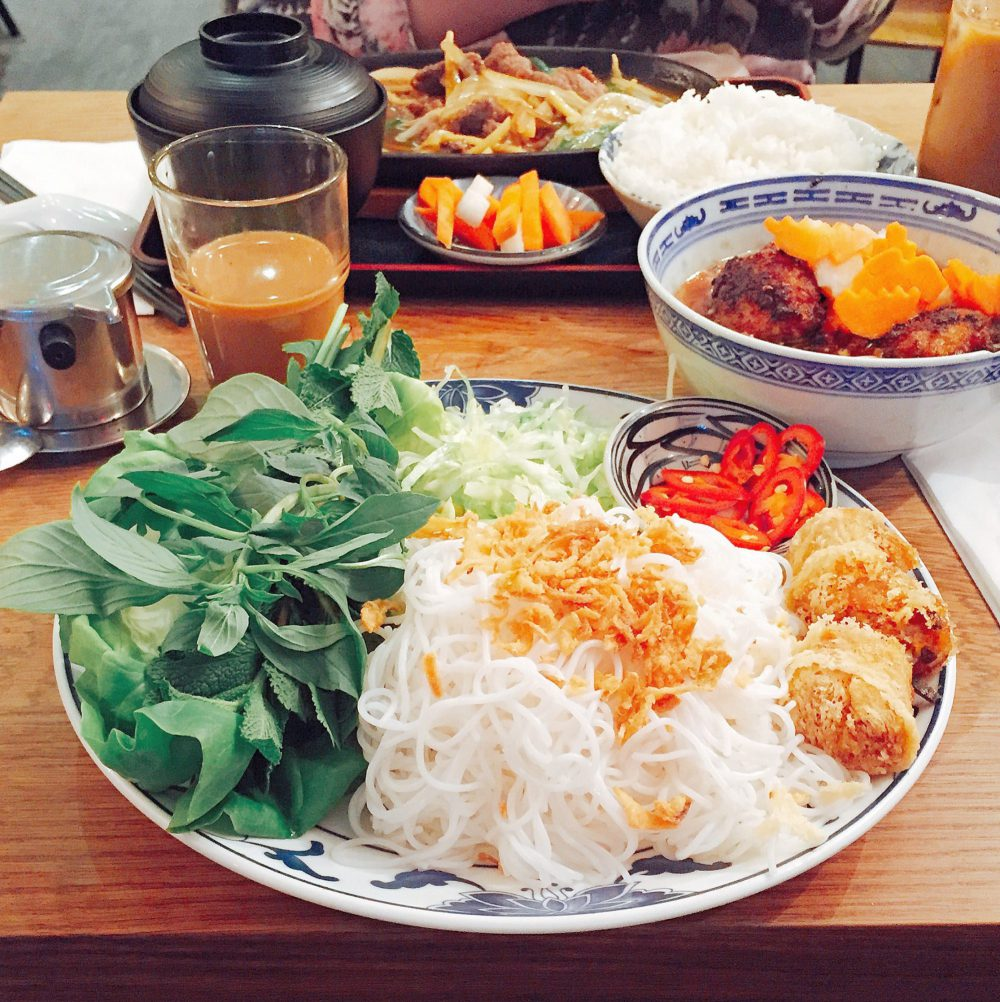 Vietnamese Food Cravings Satisfied