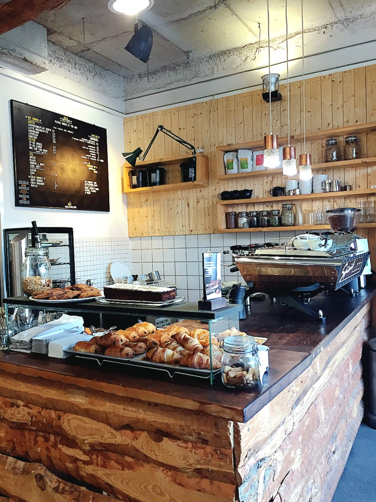 Oslo Kaffebar Lucia Talks Pictures