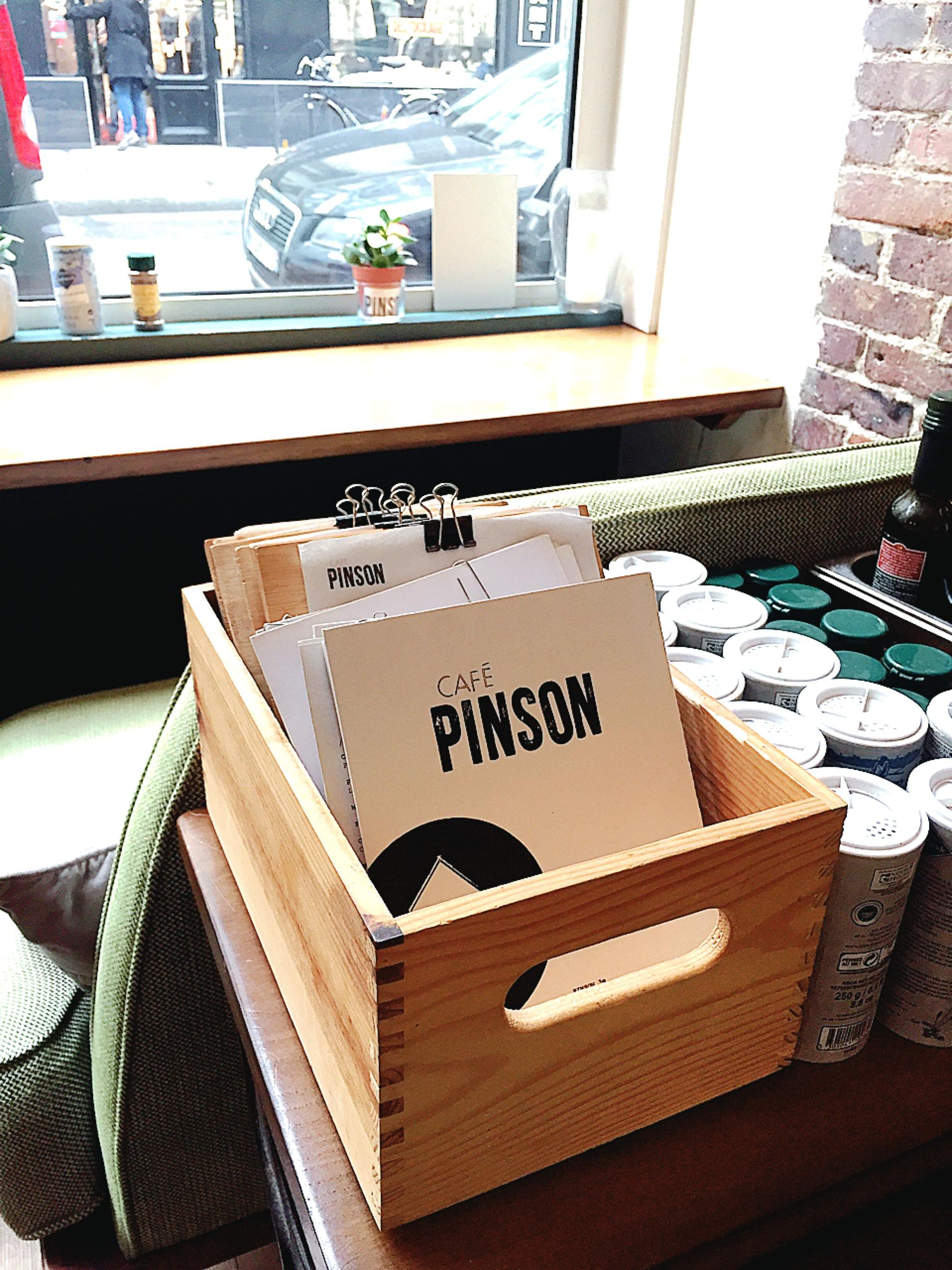 Café Pinson Lucia Talks Pictures