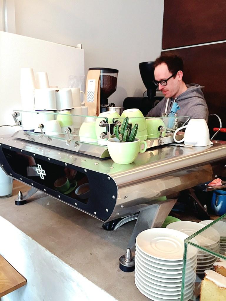 Fondation Café Lucia Talks Pictures