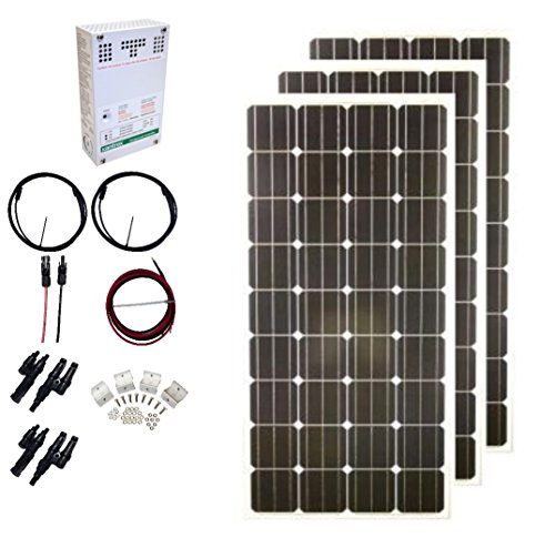 Grape Solar Gs 480 Ckit A 480w Solar Charging Kit For 12