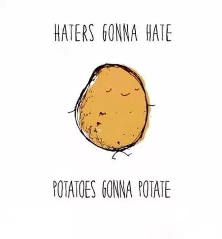 self loving potato