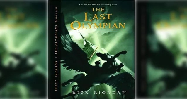 The Last Olympian By Rick Riordan Free Download