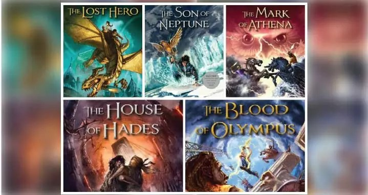 Heroes Of Olympus Book 3 E-books Free Download