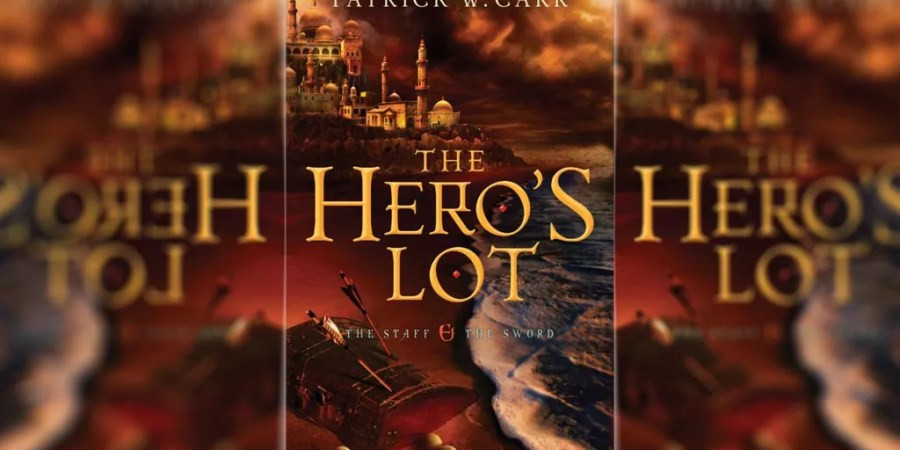 The-Heros-Lot-book cover