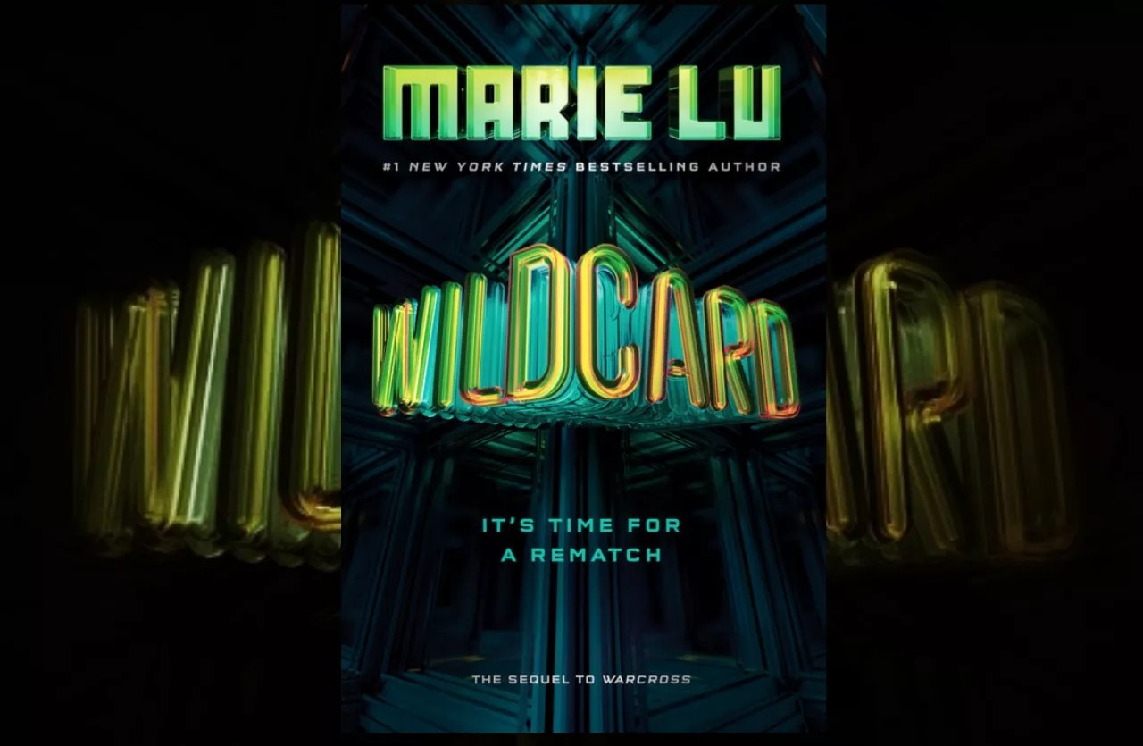 Finished Wildcard by Marie Lu in a Day, Fast Boi Now1 min read