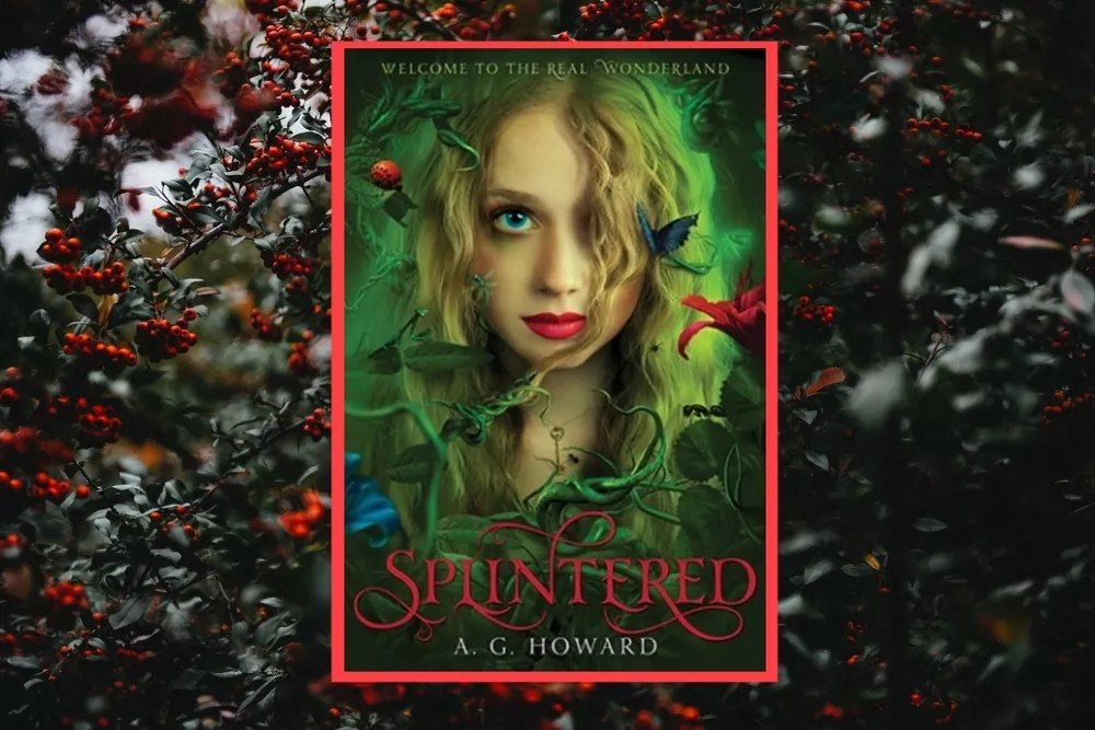 Splintered, A Wonderland Retelling I Didn't Enjoy2 min read