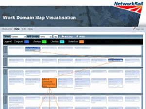 Screenshot - Interactive Ergonomics Tool for Network Rail