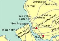 Map detail - NRFP