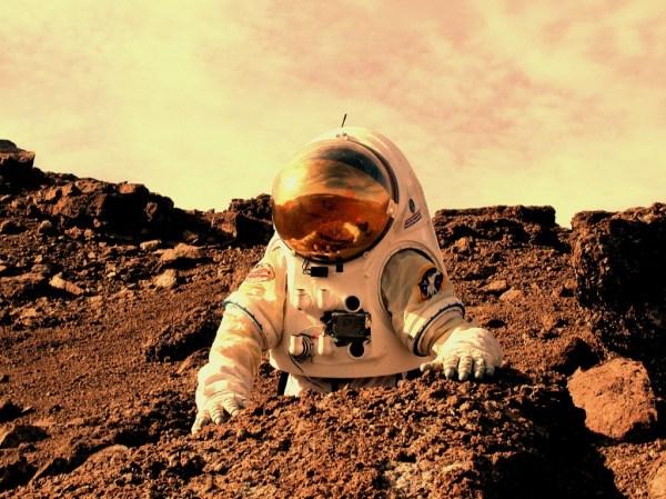 El experimento de la NASA para sobrevivir en Marte | Mundo ...