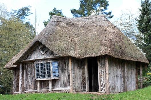 The bears hut