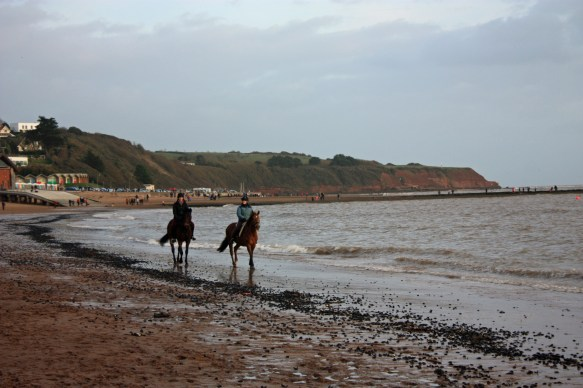 Exmouth riders