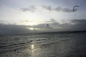 Exmouth kite surfimg