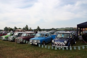 Rows of Minis