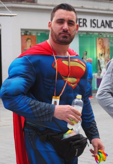 Super Faggot.