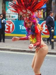 Street Heat's Dancer