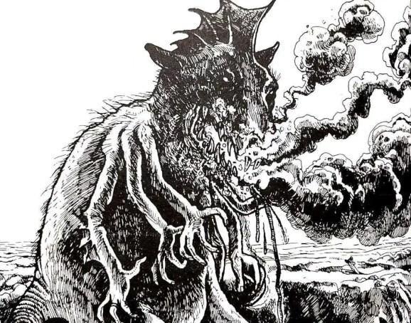 The dragon of Landusia