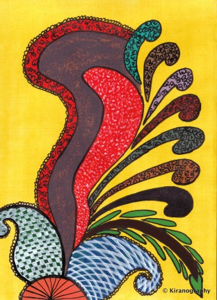 Paisley flavor of life