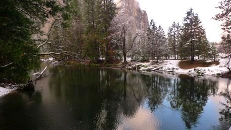 Reflection Yosemite