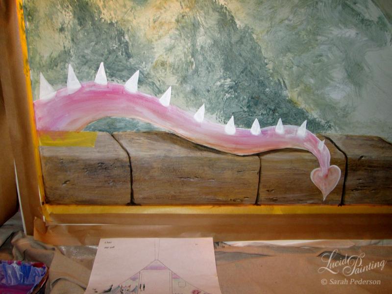 Dragon Tail 1