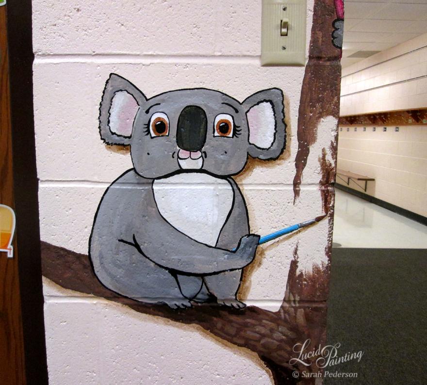 Koala detail