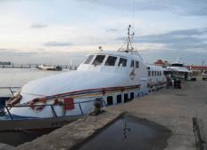 Langkawi Malaysia Ferry